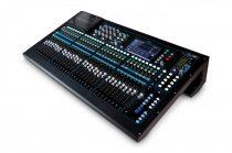 """Allen&Heath QU32, 32+3 sztereó csatornás, processzálás """"helyben"""", érintőképernyős felület, 32 monó mic/line, 2 sztereó bemenet (24 XLR/jack, 2x2 jack), analóg és AES/EBU főkimenet, 10 aux, 2 sztereó a"""