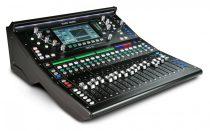 Allen&Heath SQ-5 digitális keverőpult, 16 beépített előerősítő, 16+1 faders, 48 csatorna / 36 bus mix, rackbe építhető, 96 hozzárendelhető channel strips