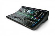 Allen&Heath SQ-6 digitális keverőpult, 24 beépített előerősítő, 24+1 faders, 48 csatorna / 36 bus mix, Hozzárendelhető SoftRotaries, 144 hozzárendelhető channel strips