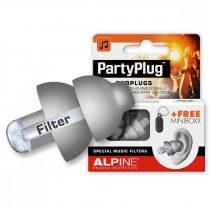 Alpine PartyPlug - füldugó buliba, koncertre