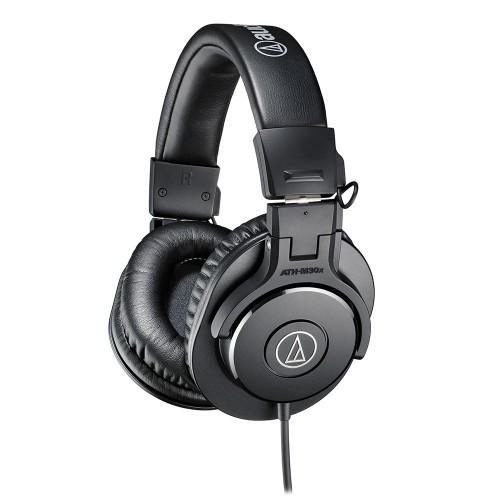Audio-Technica ATH-M30x Zárt dinamikus sztereó monitor fejhallgató ... 008fea5527