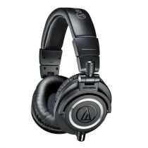 Audio-Technica ATH-M50x Professzionális monitor fejhallgató FEKETE