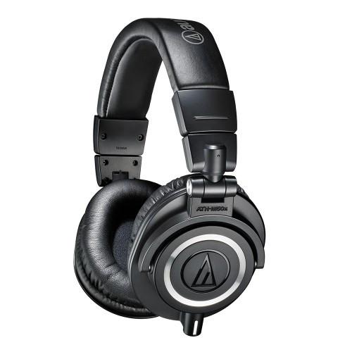 Audio-Technica ATH-M50x Professzionális monitor fejhallgató FEKETE ... 90d2aa0fbc