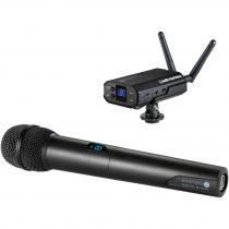 Audio-Technica ATW-1702 System10 kameravevős kéziadós digitális vezetéknélküli készlet