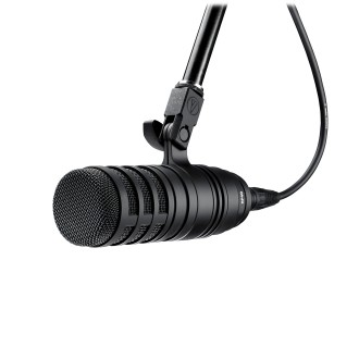 Audio-Technica BP40 nagymembrános dinamikus broadcast stúdió mikrofon