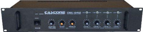 Castone CMA 104H2 keverő 100V-os rendszerekhez