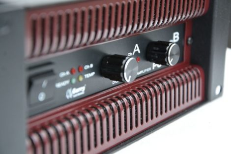 Garry Powercube PC1004 digitális erősítő