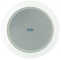 """ITC 6"""" álmennyezeti hangszóró 3W-6W-9W/100V fém keret és rács"""