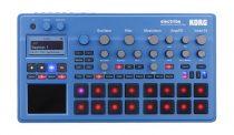 KORG ELECTRIBE2-BL, groovebox/szintetizátor, beépített szekvenszer, kék színváltozat