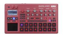 KORG Electribe2S,Electribe groovebox sampler, Piros színben
