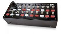 KORG SQ1,analóg szekvenszer, 2x8 lépés, MIDI OUT, CV OUT, SYNC in/out