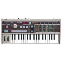 Korg microKorg virtuál-analóg szintetizátor/vokóder, 37 Natural Touch  mini billentyű