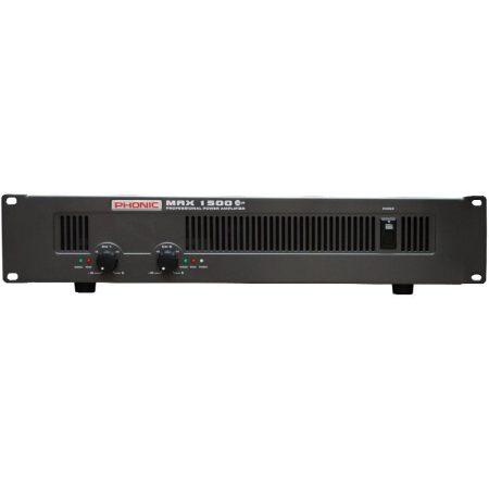 Phonic MAX 1500 Plus végerősítő