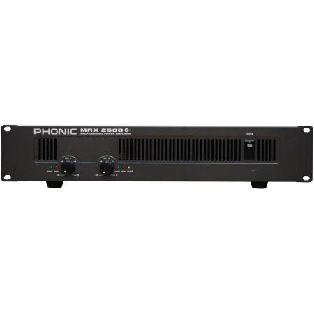 Phonic MAX 2500 Plus végerősítő