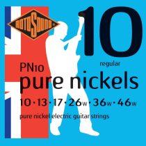 Rotosound Nikkel elektromos gitár húrkészlet, 10 13 17 26 36 46