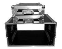 """Robust R6UE-Light 500 Szabványos 19"""" rack könnyű, 500mm mély"""