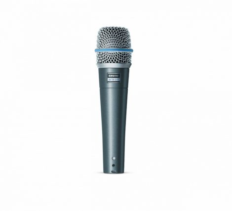 Shure BETA57A Hangszermikrofon