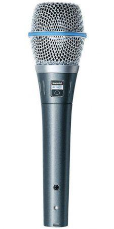 Shure BETA87C Kondenzátor vokálmikrofon