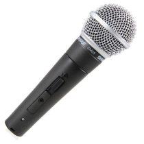 Shure SM58-SE Vokálmikrofon kapcsolós