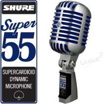 Shure SUPER55 Ének- és beszédmikrofon