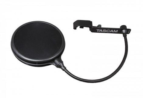 Tascam AG-1, Flexibilis nyakkal rendelkező pop-filter