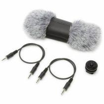 Tascam AK-DR70C, Kiegészítő csomag DR70D-rögzítőhöz (szélvédő, papucs, adapter, 2 db 3,5-es jack kábel
