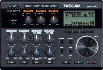 TASCAM DP-006 6 sávos SD memóriás hordozható rögzítő beépített kondenzátor mikrofonnal