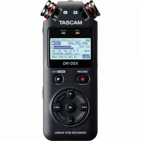 TASCAM DR05 V2 sztereó rögzítő