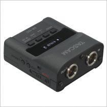 Tascam DR-10CH, Memóriakártyás rögzítő csíptetős mikrofonokhoz