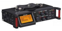 TASCAM DR70D 4 csatornás rögzítő DSLR kamerákhoz