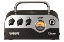 VOX MV50CL mini erősítő NUTUBE technológiával, clean hang