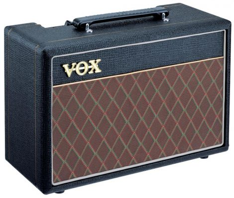 """VOX Pathfinder 10 gitárkombó, 10 Watt, 1x6,5"""" VOX Bulldog hangszóró"""