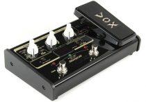 VOX Stomplab 2G Gitár multieffekt, expression pedállal, ajándék adapterrel
