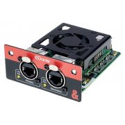 Allen&Heath DANTE audiohálózat modul, IP-alapú 64x64 csatornás audioátvitel