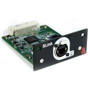 Allen&Heath Slink modul, közvetlen csatlakozás Slink, gigaACE, DX és dSnake formátumokhoz