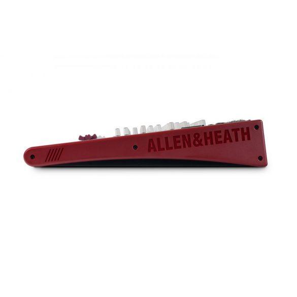 Allen&Heath ZED1402 Kompakt keverőpult USB csatlakozással.