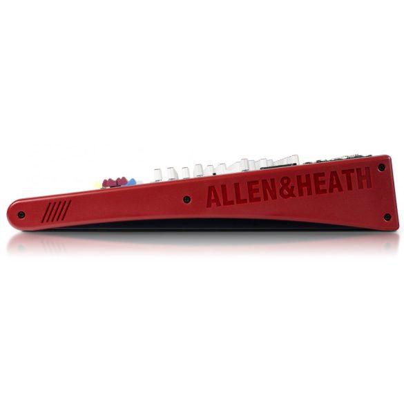 Allen&Heath ZED22FX Kompakt keverőpult USB csatlakozással, beépített effektprocesszorral