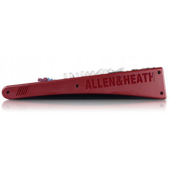 Allen&Heath ZED24 Kompakt keverőpult USB csatlakozással