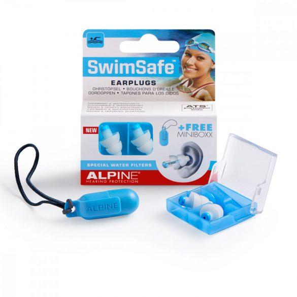 Alpine SwimSafe - Szűrős füldugó úszáshoz