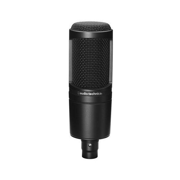 Audio-Technica AT2020 kondenzátor stúdió mikrofon