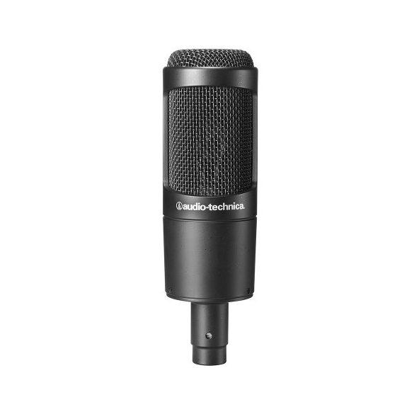 Audio-Technica AT2035 Kardioid elektret kondenzátor stúdiómikrofon