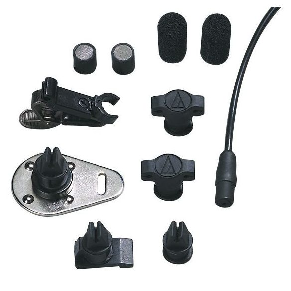 Audio-Technica AT899CW Szubminiatűr gömbkarakterisztikás kondenzátor mikrofon