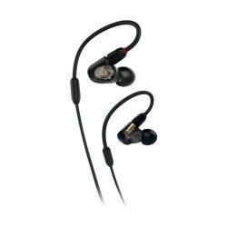 Audio-Technica ATH-E50 professzionális hallójárati monitor fülhallgató