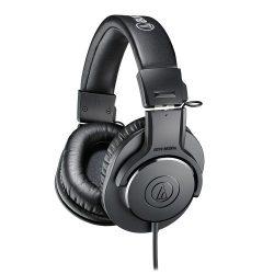 Audio-Technica ATH-M20x Zárt dinamikus, sztereó stúdió fejhallgató