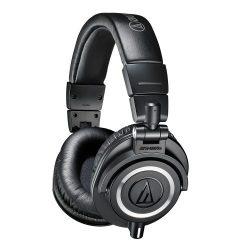 Audio-Technica ATH-M50x Professzionális monitor fejhallgató - Fekete