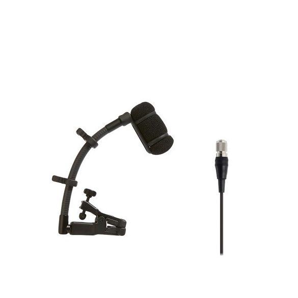 Audio-Technica ATM350UcH Kardioid kondenzátor csipeszes hangszermikrofon