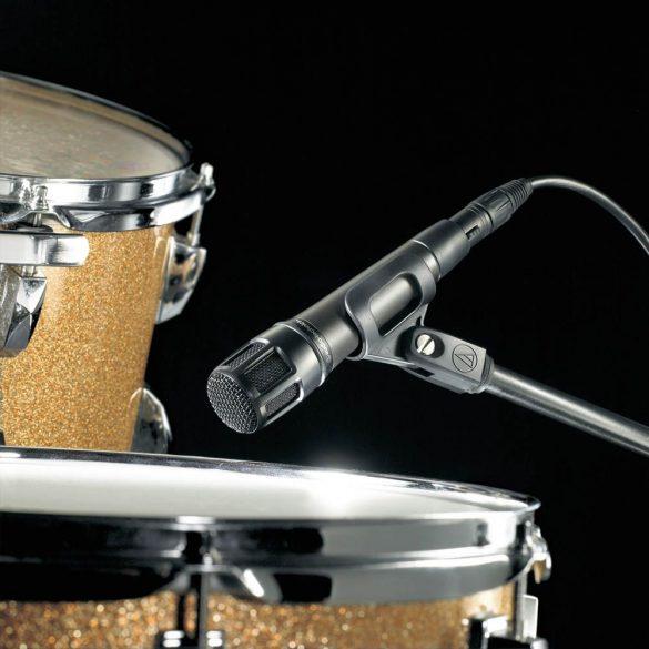 Audio-Technica ATM650 Hiperkardioid dinamikus hangszer mikrofon