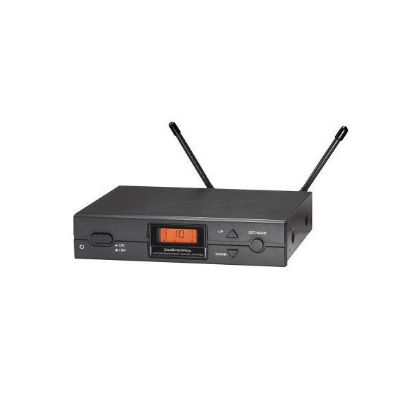 Audio-Technica ATW-2120BD, 2000 SERIES kéziadós vezetéknélküli mikrofon készlet PRO41 kardioid dinamikus mikrofonfejjel, D-sáv