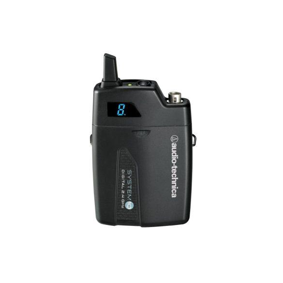 Audio-Technica ATW-T1001 System10 digitális vezetéknélküli zsebadó