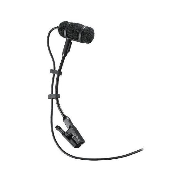 Audio-Technica PRO35cW Kardioid kondenzátor csiptetős mikrofon